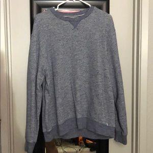 Weatherproof brand blue crew neck sweater